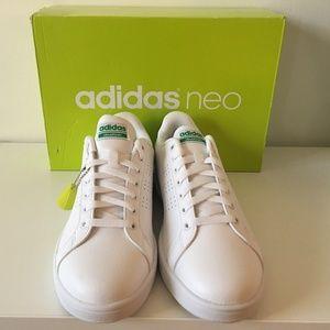 Adidas NEO Cloudfoam Advantage Clean Men's 9.5